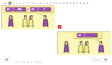 spanish grammar lesson object of preposition intelengua